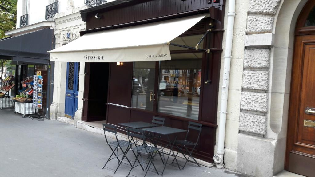 La p tisserie by cyril lignac boulangerie p tisserie 55 for Garage ouvert le dimanche 78