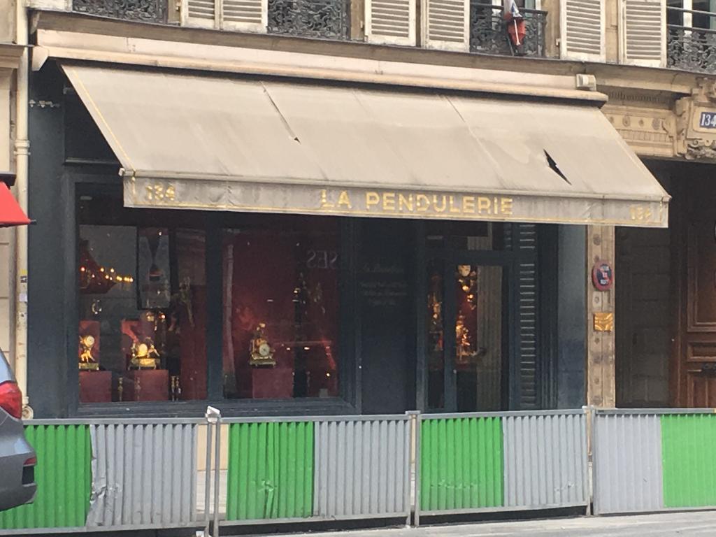 la pendulerie bijoux 134 rue du faubourg saint honor 75008 paris adresse horaire. Black Bedroom Furniture Sets. Home Design Ideas