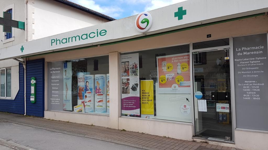 La Pharmacie Du Marensin