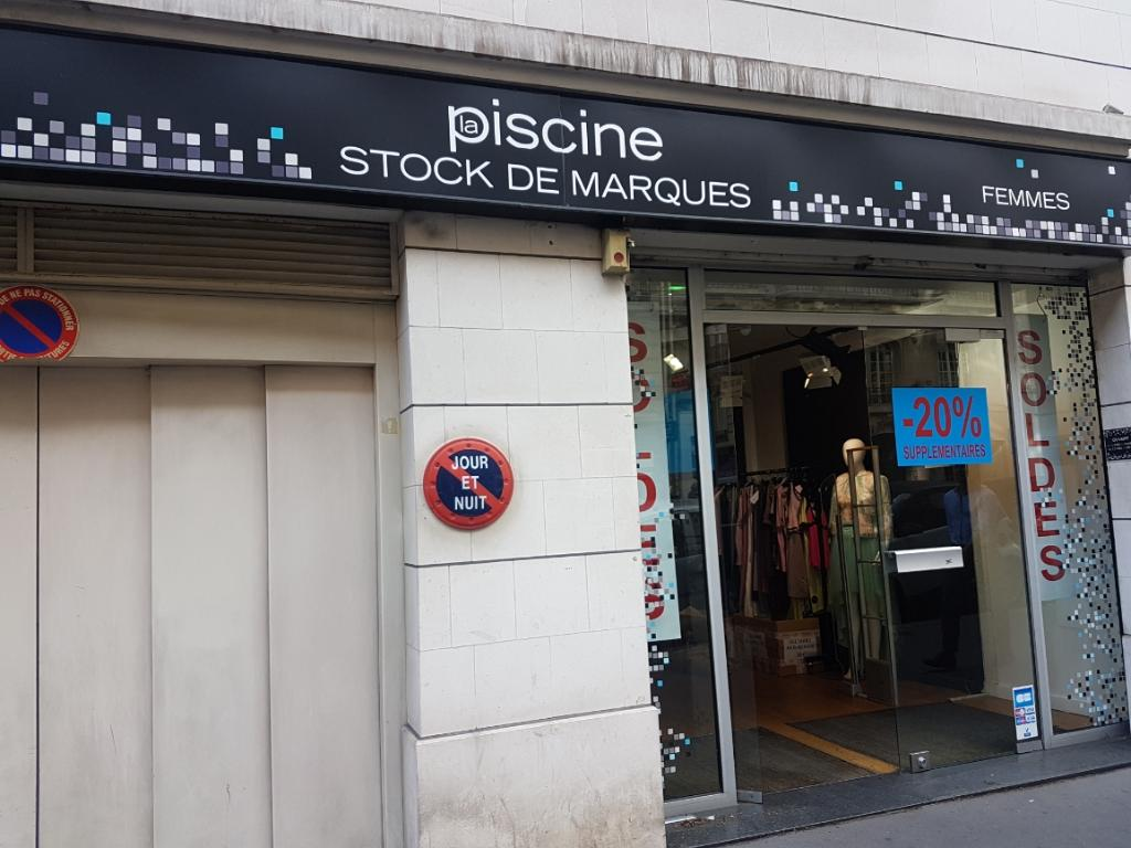 La Piscine Discount Destockage Et Degriffes 104 Rue De