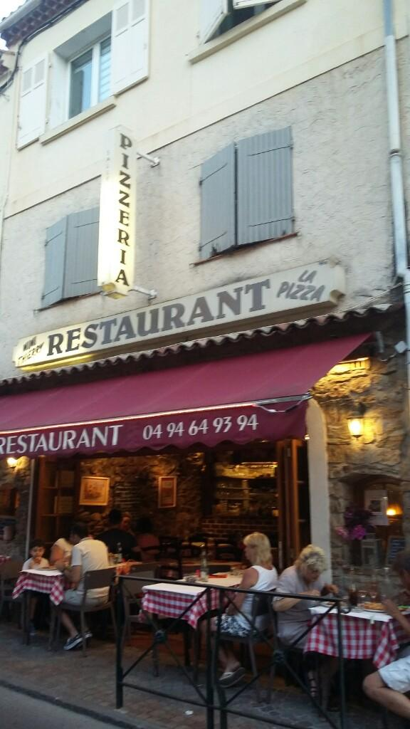 La pizza mimi et thierry restaurant 36 avenue du g n ral de gaulle 83980 le lavandou - Restaurant le lavandou port ...