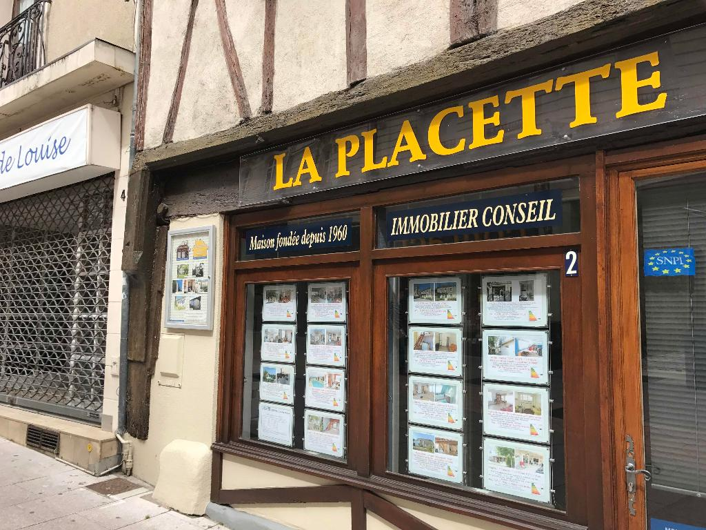 La placette agence immobili re 2 rue lenepveu 49000 angers adresse horaire - Cabinet daniel vetu angers ...