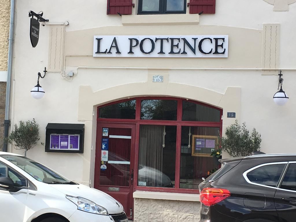 la potence restaurant 15 rue pav de beaulieu 44350 gu rande adresse horaire. Black Bedroom Furniture Sets. Home Design Ideas