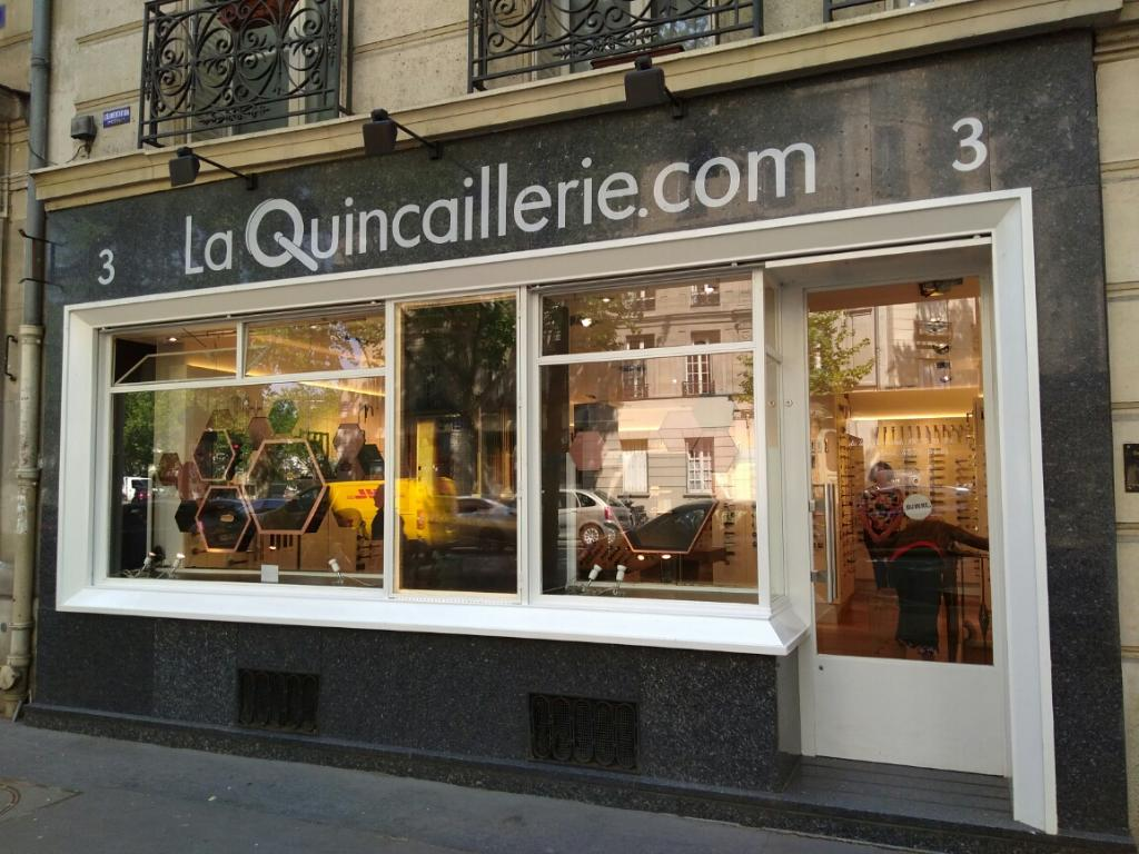 la quincaillerie quipements pour salles de bain 3 boulevard saint germain 75005 paris. Black Bedroom Furniture Sets. Home Design Ideas
