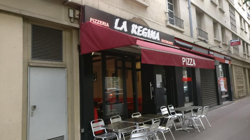 La regina restaurant 128 a rue de la convention 75015 for Intuition gourmande paris