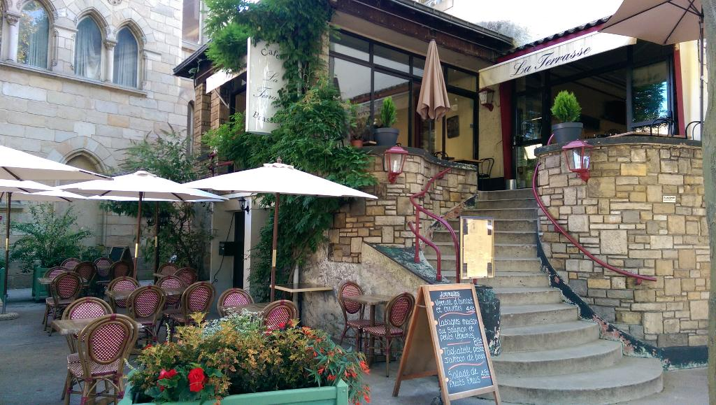 Restaurant Le Drauzou Figeac Menu