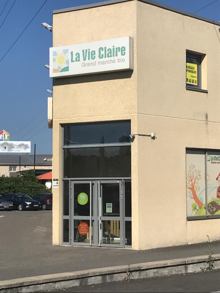 la vie claire magasin bio lyon
