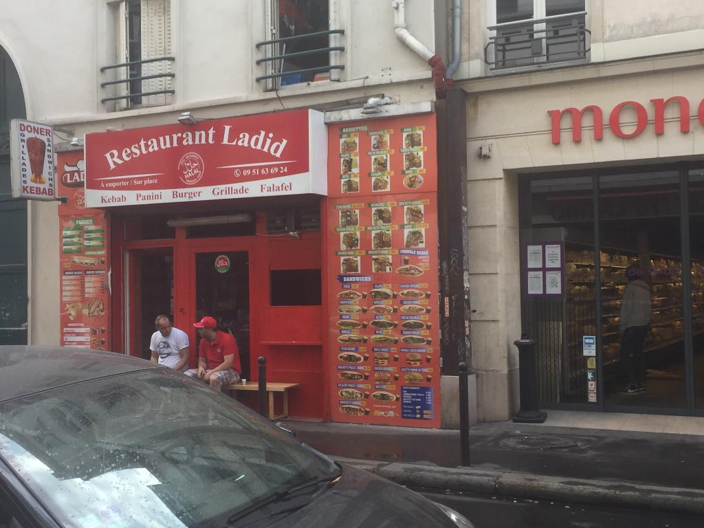 Ladid ladid restaurant 50 rue saint s bastien 75011 for Garage oberkampf parking