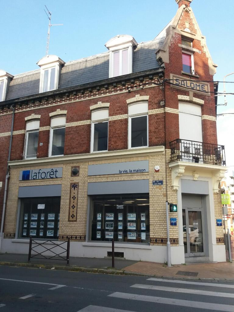 Lafor t r f rence armenti res franchis agence for Agence immobiliere 86
