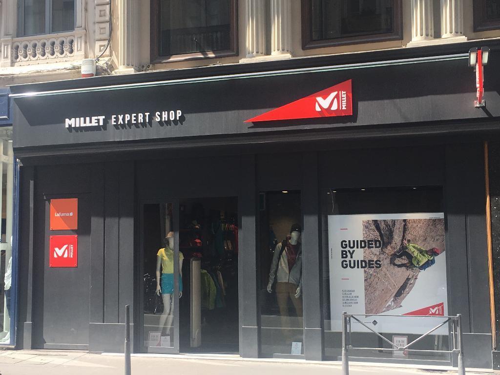 Lafuma Et Millet Boutique Lyon