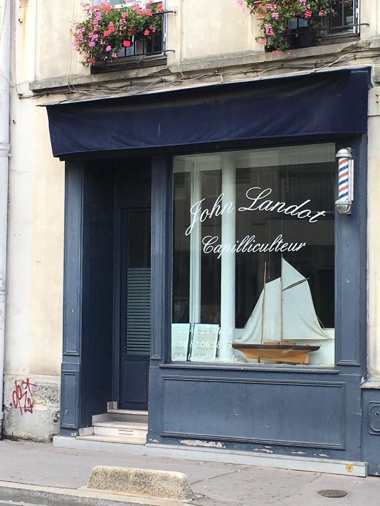 Landot john coiffeur 76 rue ch teau 92100 boulogne for Tchip coiffure boulogne billancourt