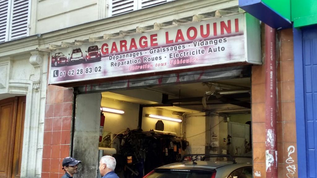 lanouini ameur garage automobile 68 rue guy moquet 75017 paris adresse horaire. Black Bedroom Furniture Sets. Home Design Ideas