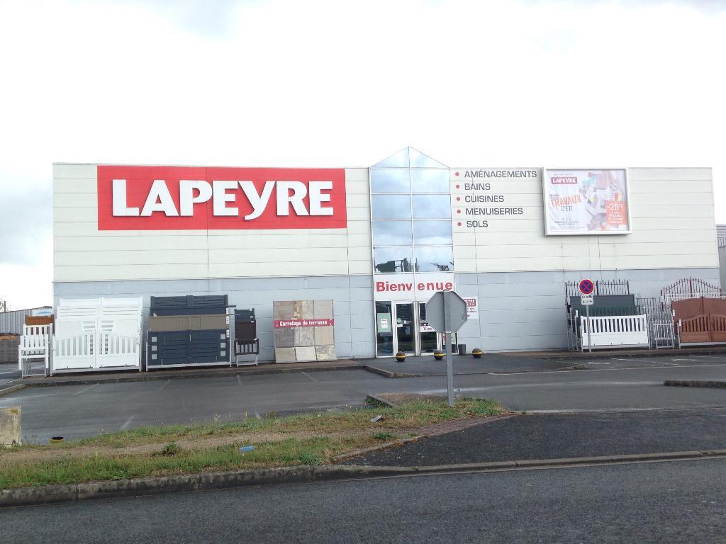 Lapeyre Blois Zac Perri Res 41350 Saint Gervais La For T Portes