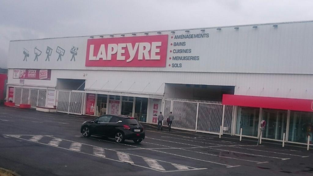 Lapeyre vente et installation de cuisines 42 avenue d 39 occitanie 36250 saint maur adresse - Cuisine schmidt chateauroux ...