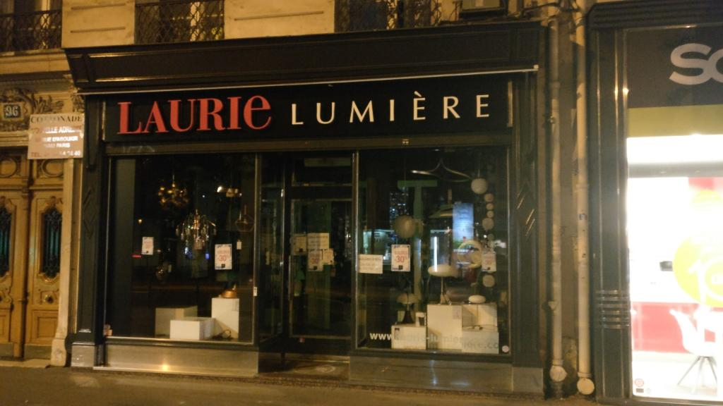 laurie lumi re luminaires et abat jours 96 boulevard s bastopol 75003 paris adresse horaire. Black Bedroom Furniture Sets. Home Design Ideas