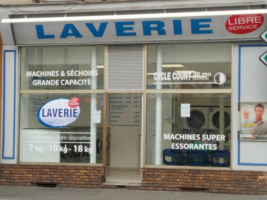 laverie libre service laverie 193 avenue d 39 argenteuil 92270 bois colombes adresse horaire. Black Bedroom Furniture Sets. Home Design Ideas