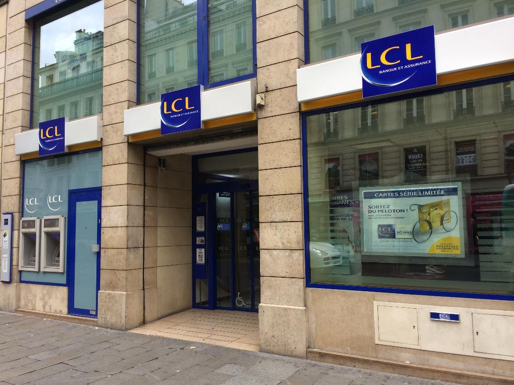 LCL Banque et assurance - Banque, 4 place du Havre 75009 Paris ...