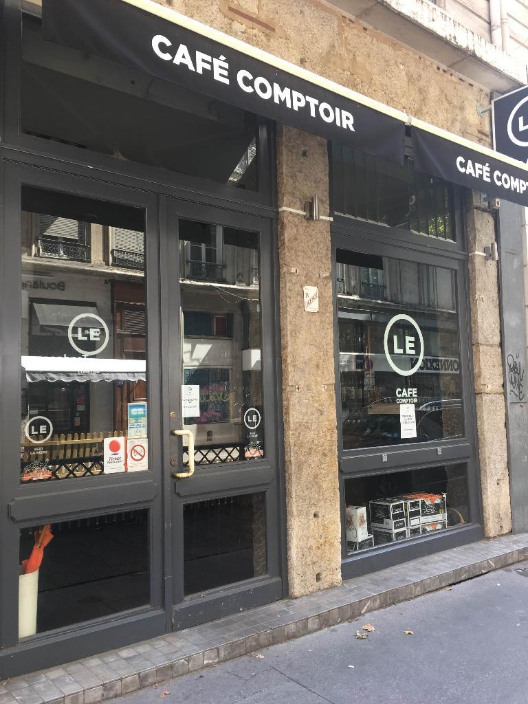 LE - Restaurant, 10 rue Sèze 69006 Lyon - Adresse, Horaire Le Comptoir Lyon on