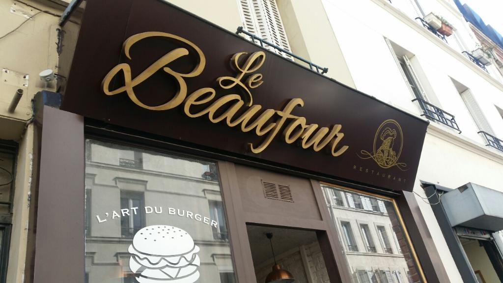 le beaufour restaurant 5 rue violet 75015 paris adresse horaire. Black Bedroom Furniture Sets. Home Design Ideas