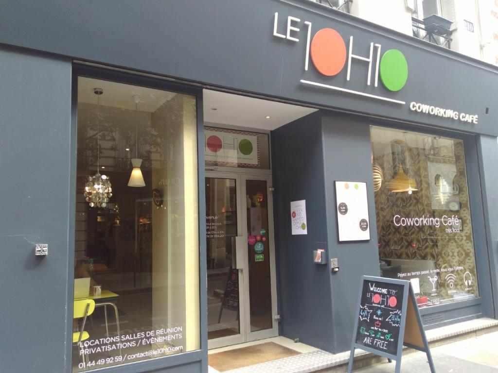 le 10h10 st martin paris - café bar (adresse)