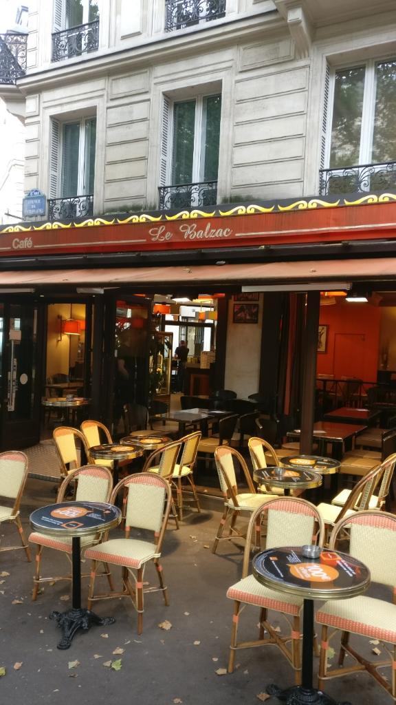 le balzac caf bar 29 avenue friedland 75008 paris. Black Bedroom Furniture Sets. Home Design Ideas