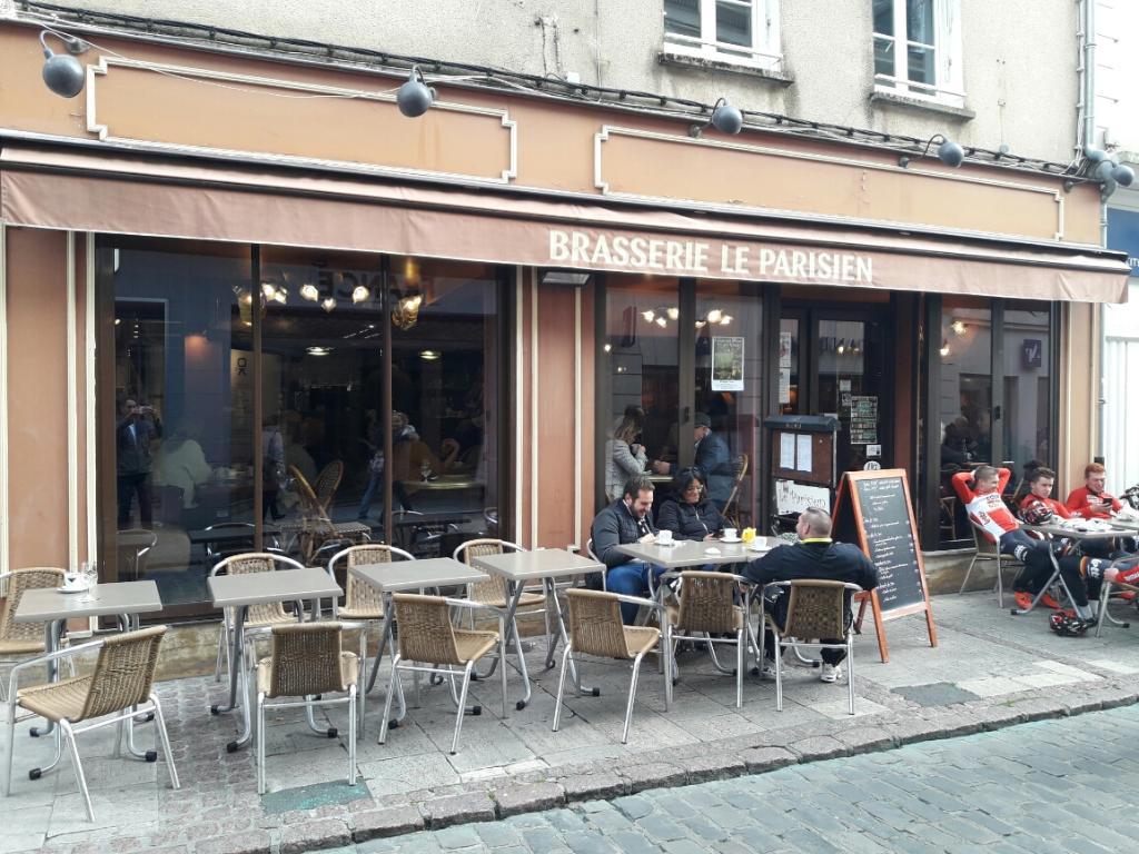 le bar parisien restaurant 49 rue no l ballay 28000. Black Bedroom Furniture Sets. Home Design Ideas