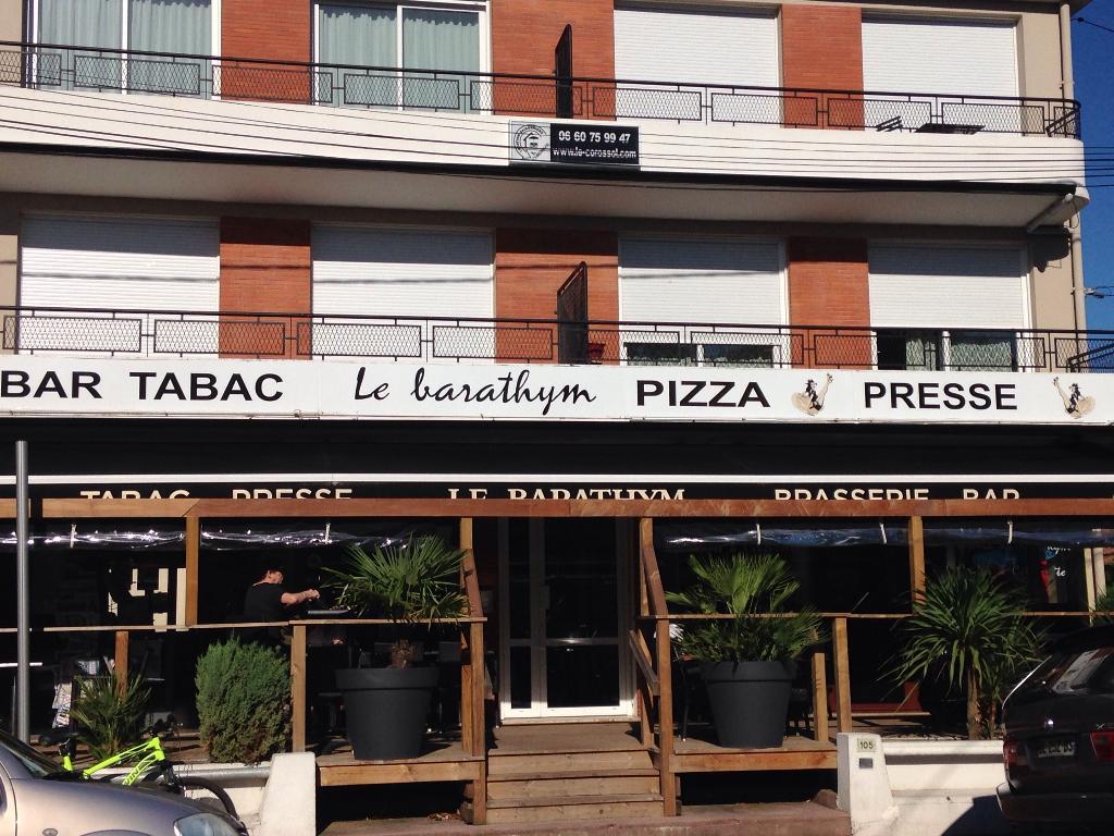 Le barathym restaurant 105 boulevard c te d 39 argent - Les pins du moulleau ...