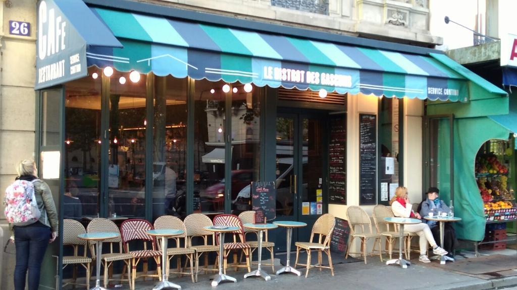le bistrot des gascons restaurant 26 avenue de tourville 75007 paris adresse horaire. Black Bedroom Furniture Sets. Home Design Ideas