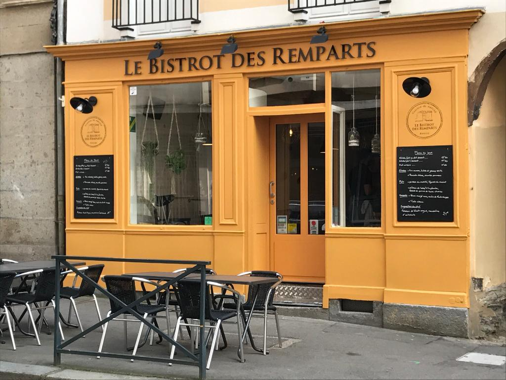 le bistrot des remparts restaurant 16 rue nantaise 35000 rennes adresse horaire. Black Bedroom Furniture Sets. Home Design Ideas