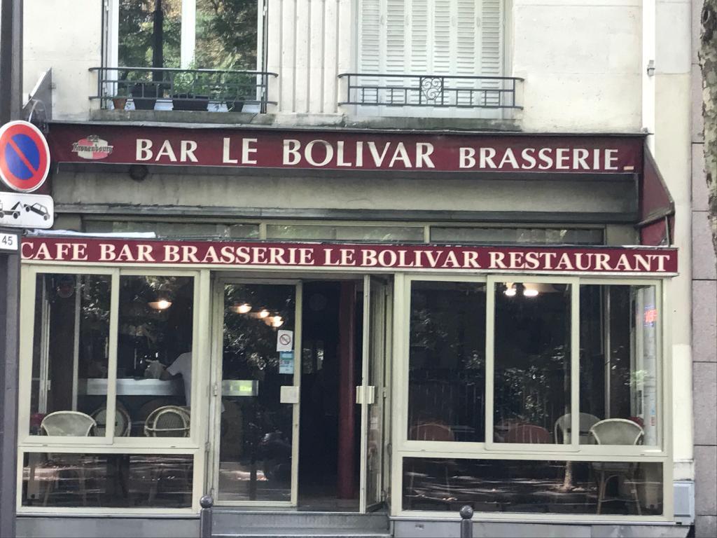 Le bolivar restaurant 45 avenue simon bolivar 75019 paris adresse horaire - Restaurant porte des lilas ...