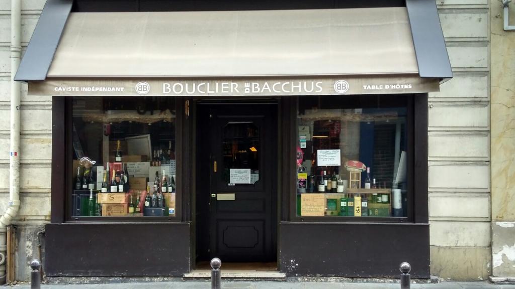 le bouclier de bacchus restaurant 18 rue saint lazare. Black Bedroom Furniture Sets. Home Design Ideas