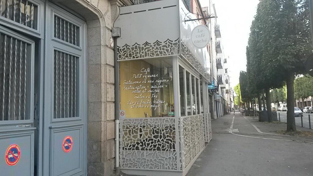Préférence Le Café Caché - Restaurant, 20 boulevard La Tour d'Auvergne 35000  RM16