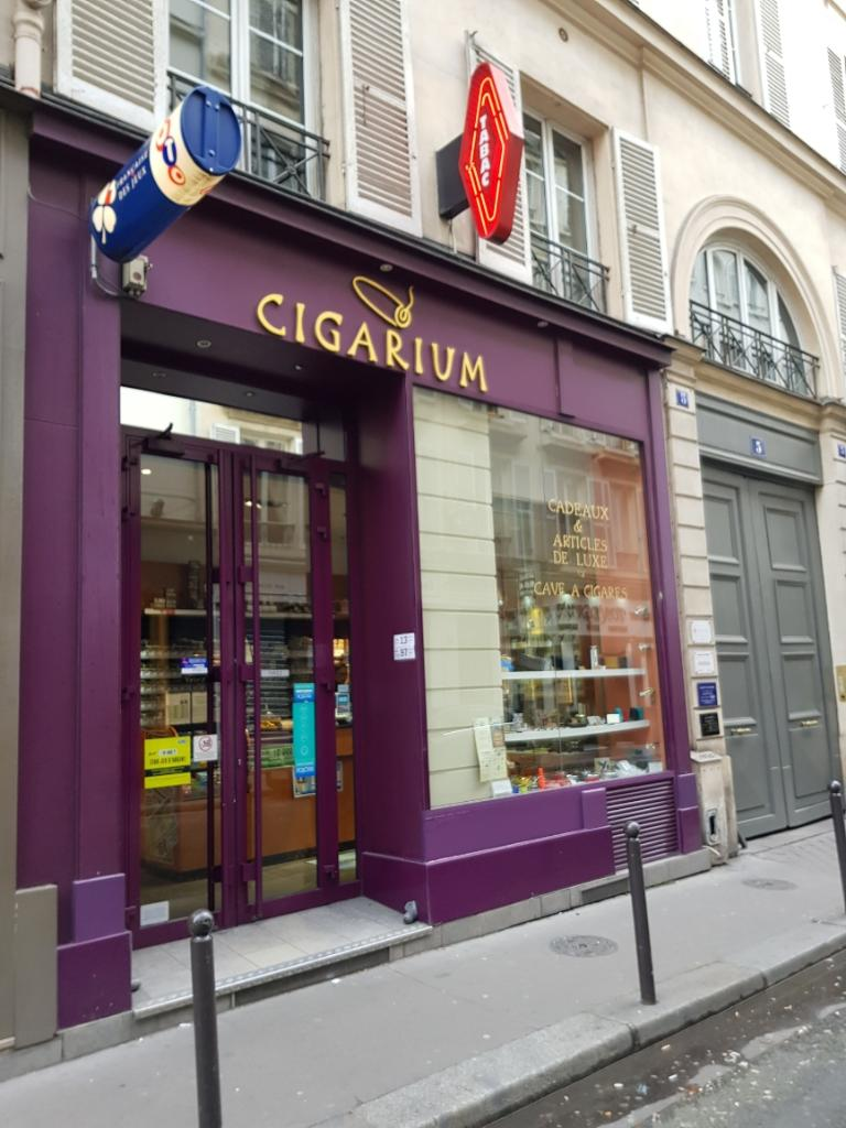 le cigarium bureau de tabac 5 rue godot de mauroy 75009 paris adresse horaire. Black Bedroom Furniture Sets. Home Design Ideas