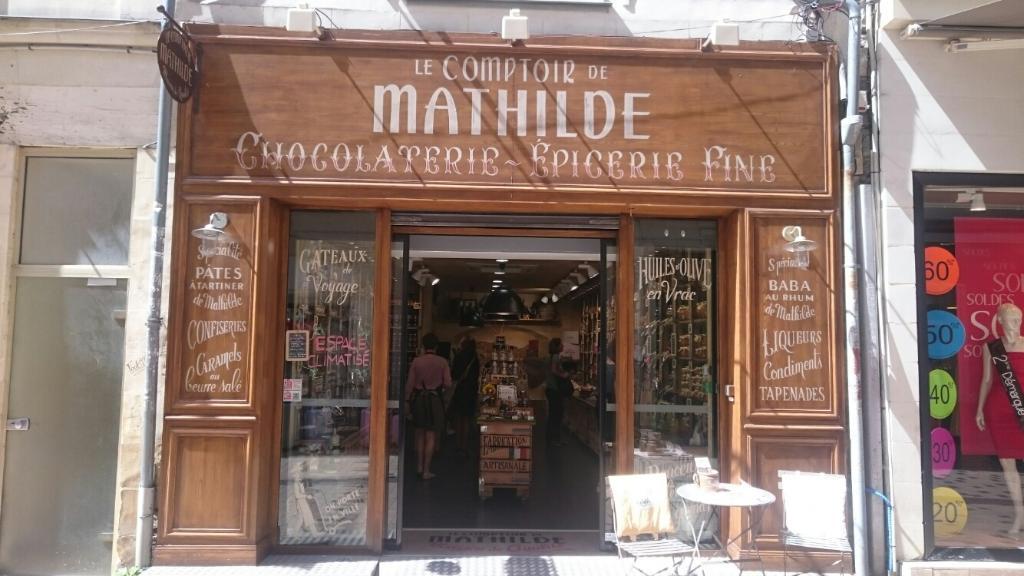 Le comptoir de mathilde angers chocolatier confiseur 48 rue saint aubin 49000 angers - Comptoir irlandais angers ...