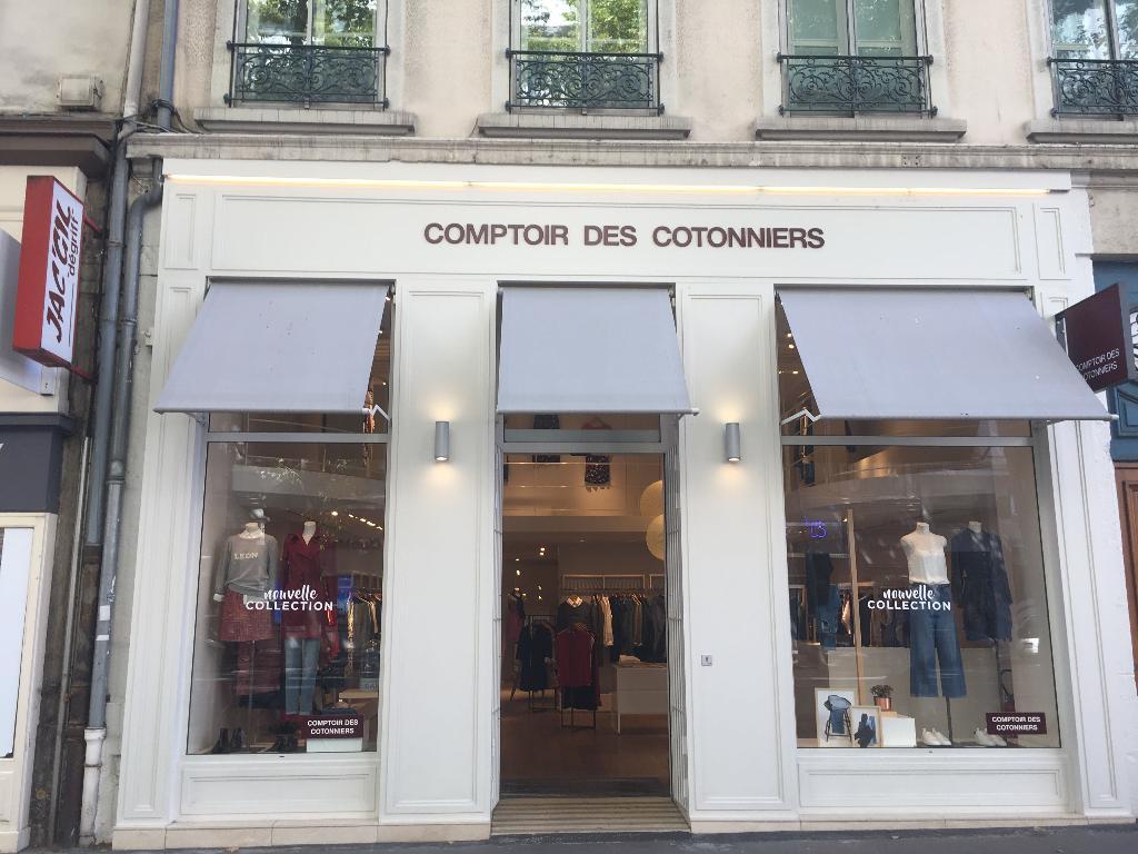 Le Comptoir Des Cotonniers - Vêtements femme, 6 avenue Maréchal de on