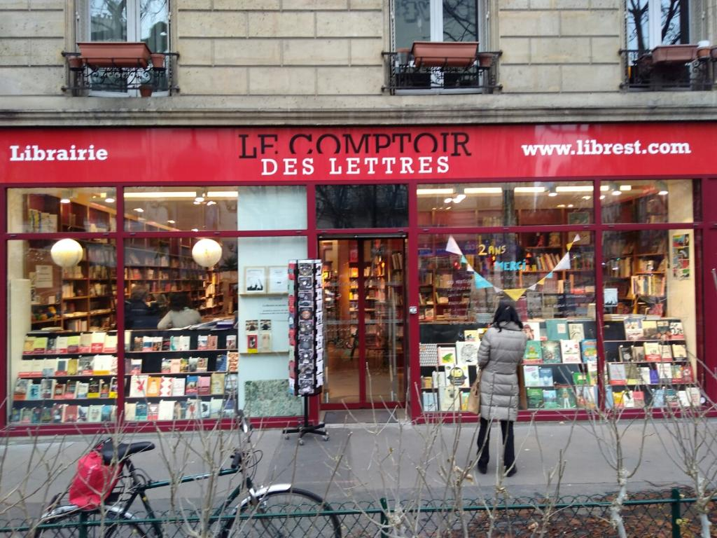 Le comptoir des lettres librairie 52 boulevard saint - Le comptoir des malletiers ...