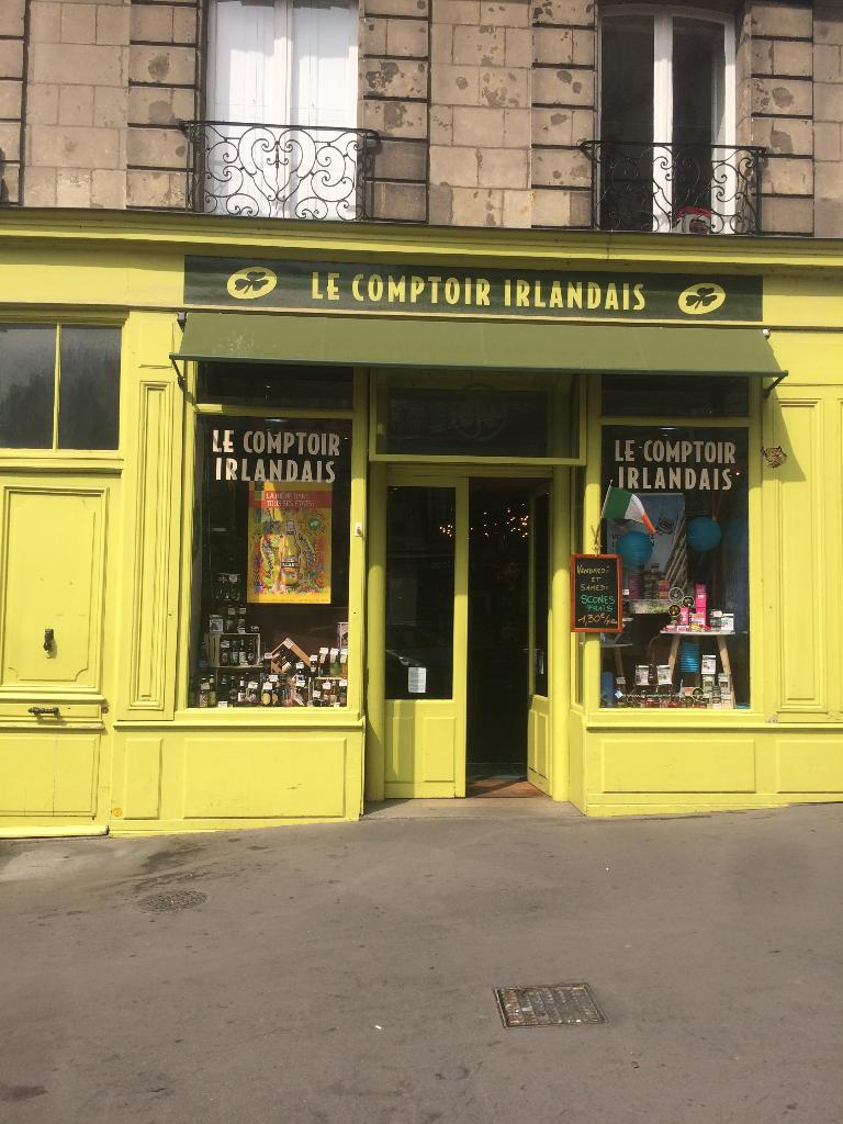 Le comptoir irlandais caviste 12 rue de verdun 44000 nantes adresse horaire - Comptoir irlandais nantes ...