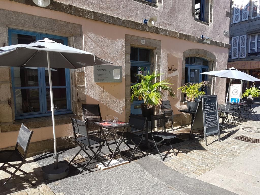 Le Cosy - Restaurant  2 Rue Sall U00e9 29000 Quimper