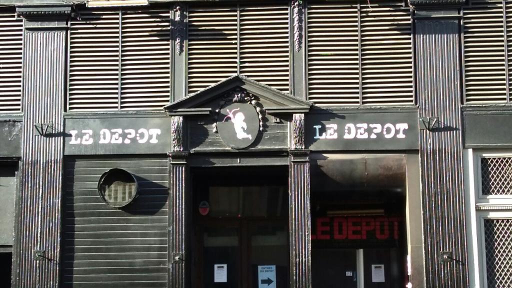 Le d pot discoth que 10 rue aux ours 75003 paris for Depot adresse