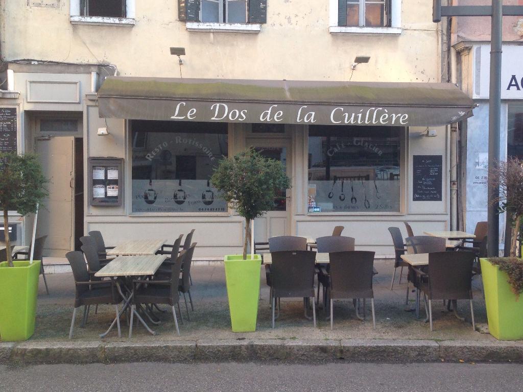 Le dos de la cuillere restaurant 18 place saint maurice 38200 vienne adresse horaire - Position de la cuillere ...