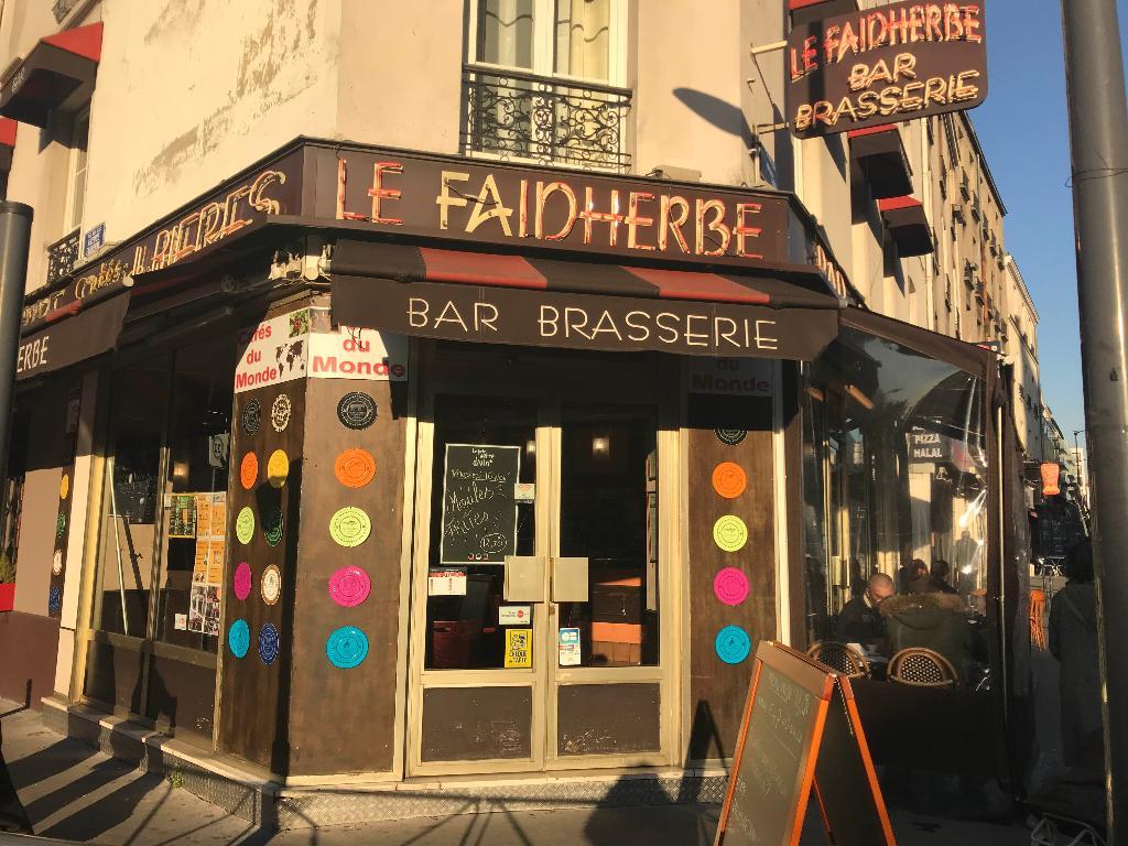 Le faidherbe restaurant 69 rue de paris 93260 les lilas adresse horaire - Restaurant porte des lilas ...