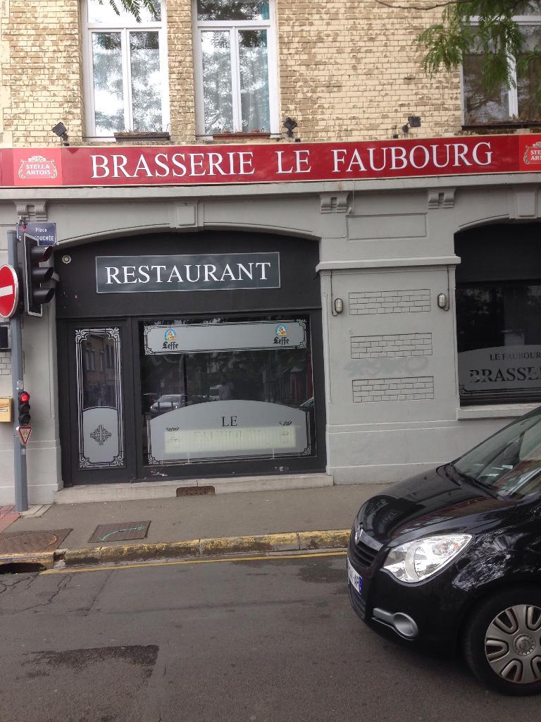 Horaires Ouverture Restaurant Faubourg  Lille