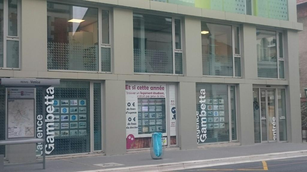 Foyer r mois agence immobili re 78 rue gambetta 51100 for Agence paysage reims