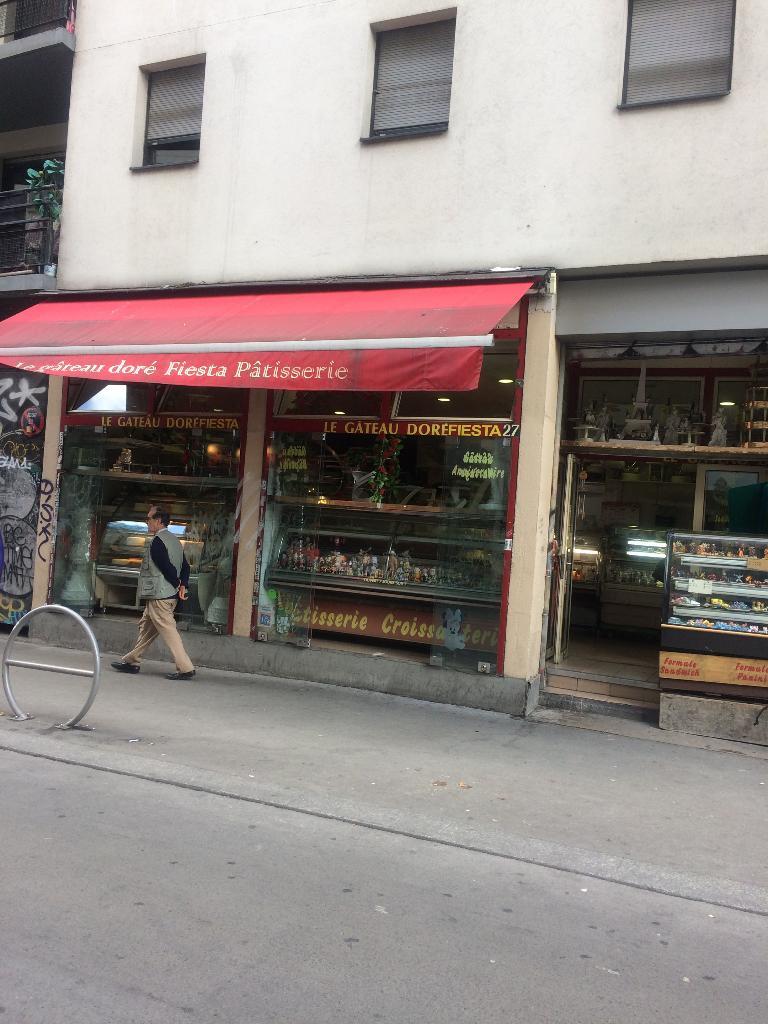 Le g teau dor fiesta boulangerie p tisserie 27 rue for Garage du faubourg le quesnoy