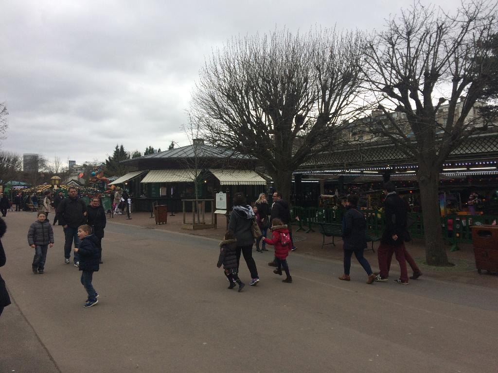 Le Jardin D Acclimatation Paris Parc D Attraction Adresse