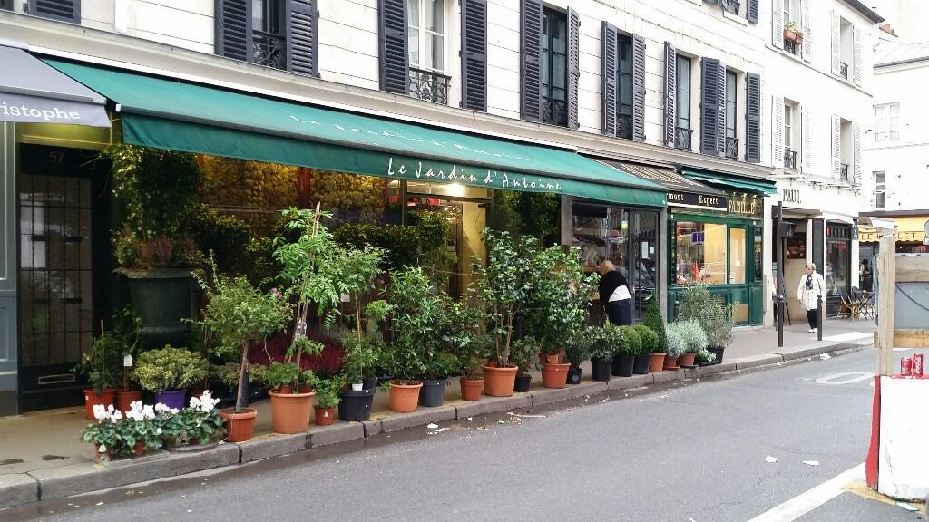le jardin d 39 antoine fleuriste 57 rue de la pompe 75016. Black Bedroom Furniture Sets. Home Design Ideas