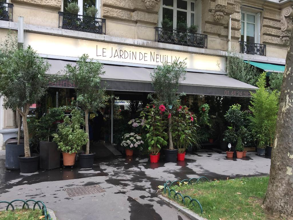 Le Jardin De Neuilly - Fleuriste, 106 avenue Achille Peretti 92200 ...
