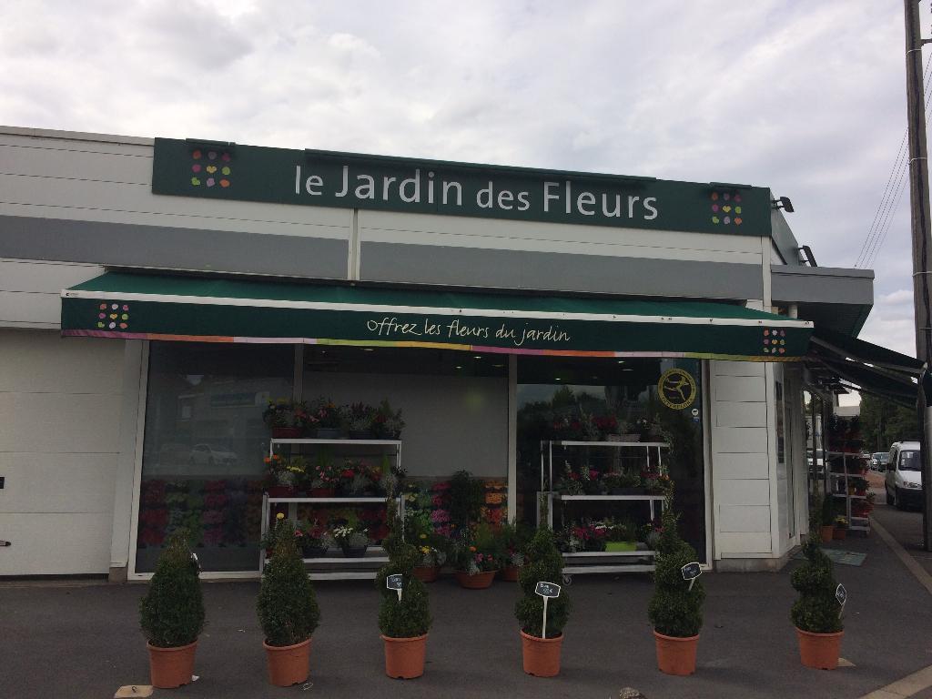 Le jardin des fleurs fleuriste 391 avenue g n ral leclerc 59155 faches thumesnil adresse - Leclerc jardin fleury les aubrais horaires ...