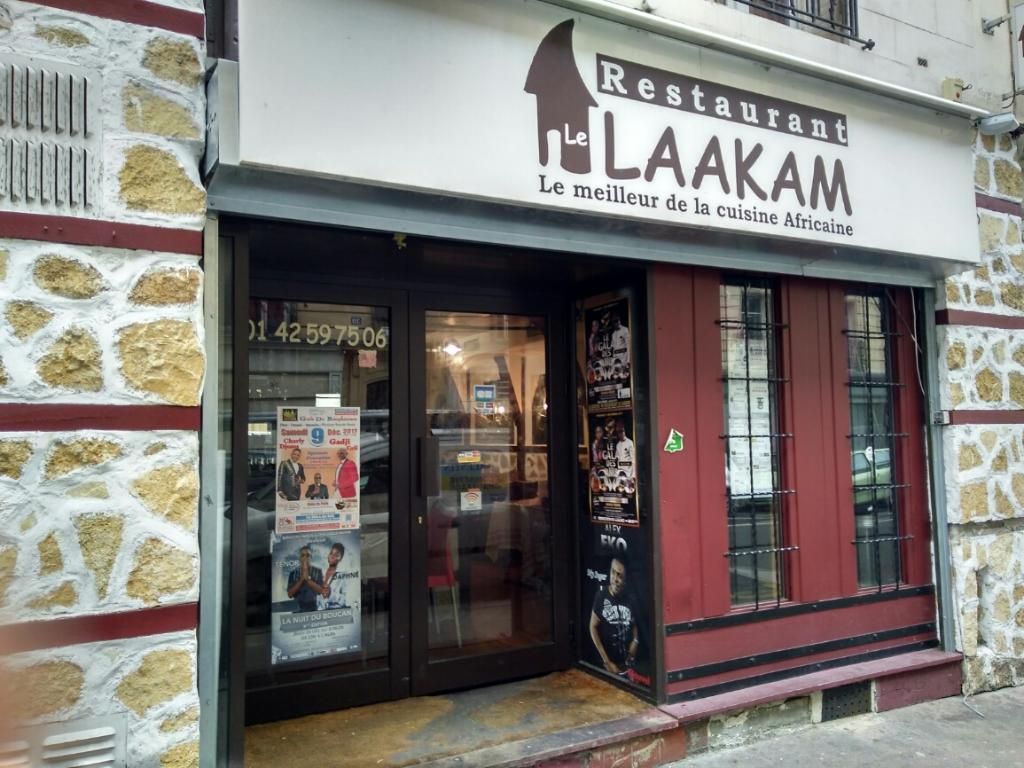 le laakam restaurant 40 rue championnet 75018 paris adresse horaire. Black Bedroom Furniture Sets. Home Design Ideas