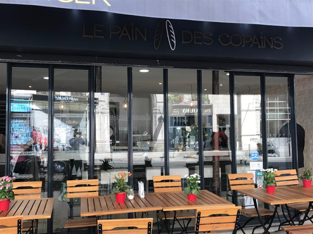 le pain des copains boulangerie p tisserie 96 rue du faubourg saint martin 75010 paris. Black Bedroom Furniture Sets. Home Design Ideas